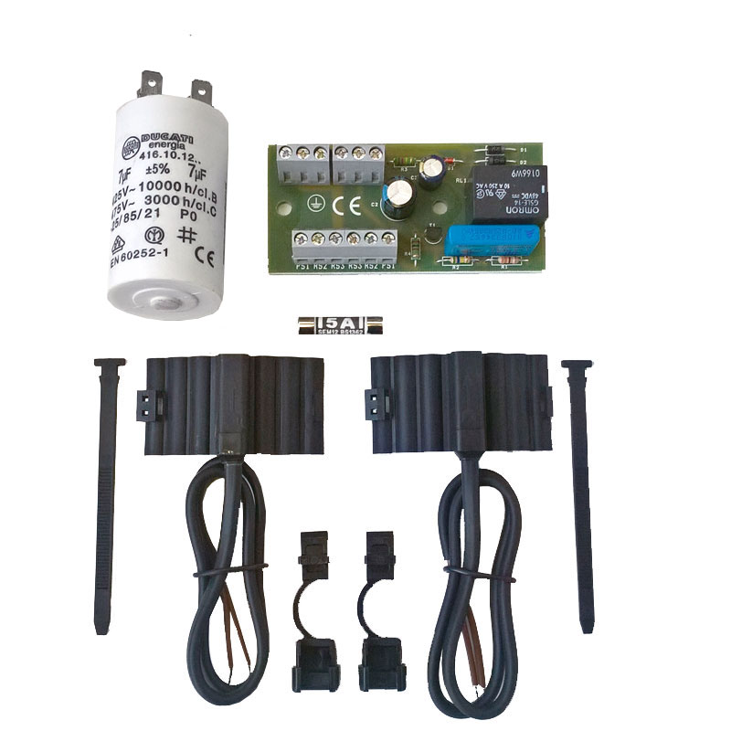 electrical kit with 7uf capacitor